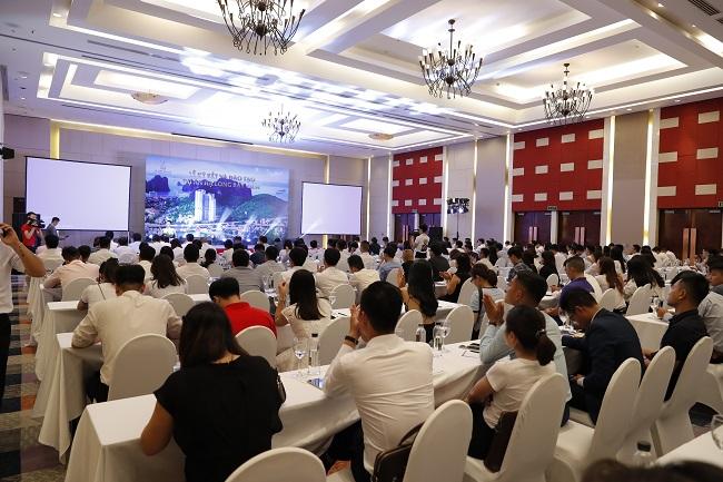 Ha Long Bay kí kết họp tác với các thương hiệu lớn